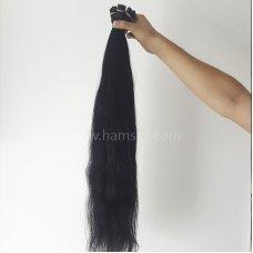 55 cm Doğal Boncuk Kaynak Saç