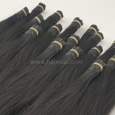 45 cm Doğal Boncuk Kaynak Saç