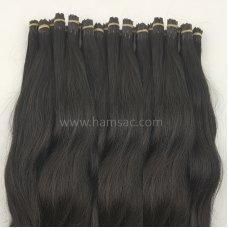 65 cm Doğal Boncuk Kaynak Saç