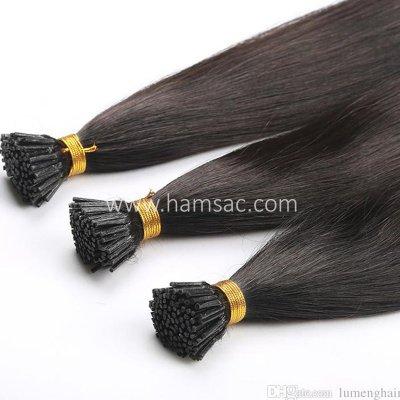 80 cm Doğal Boncuk Kaynak Saç