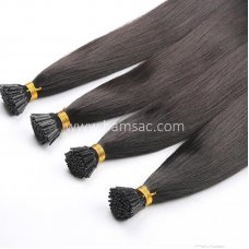 90 cm Doğal Boncuk Kaynak Saç