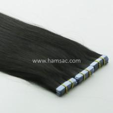 Bant Kaynak Saç Siyah