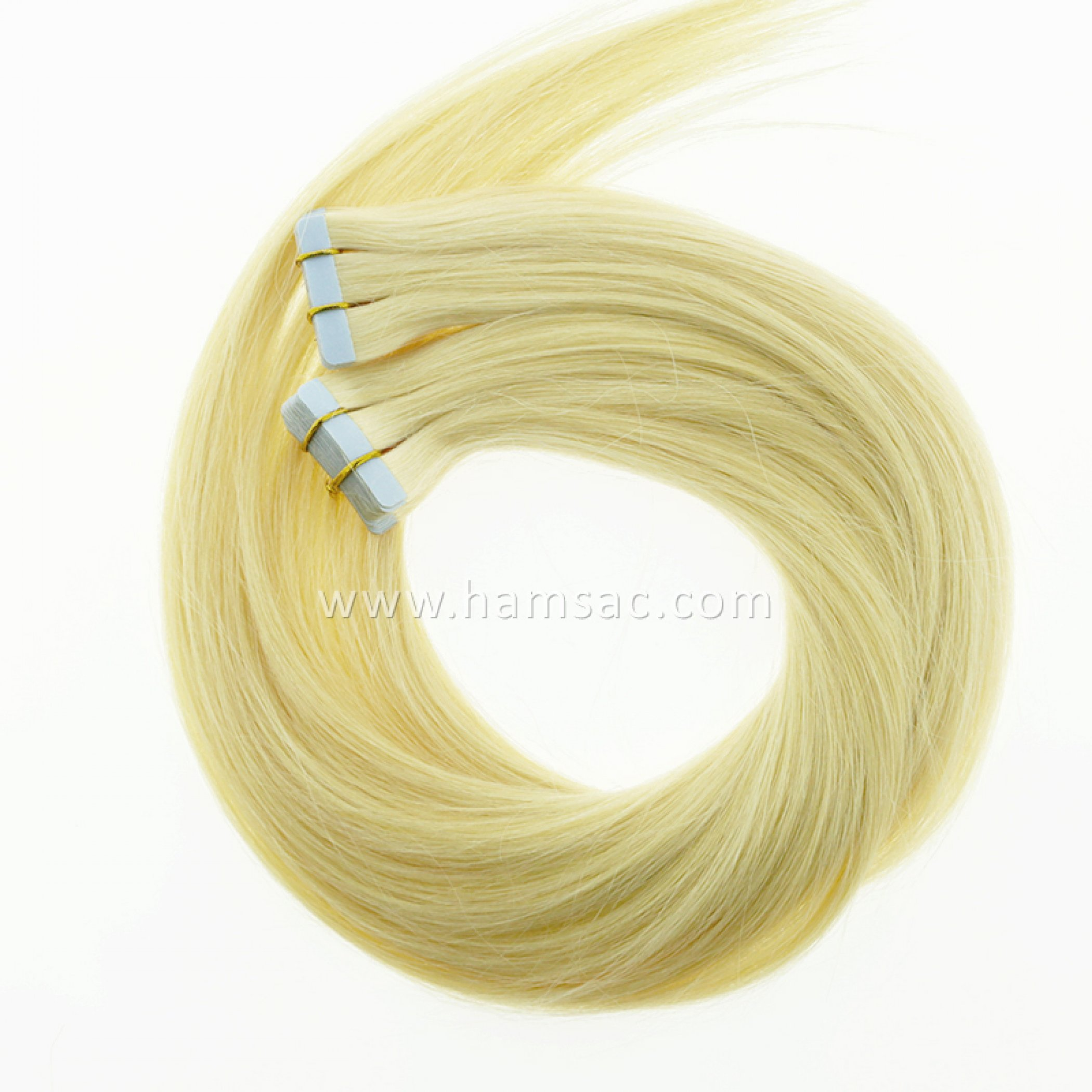 Bant Kaynak Saç Platin Sarı