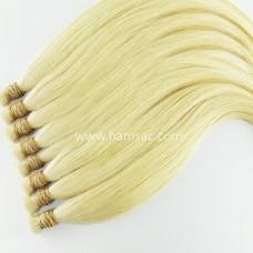 HAM SAÇ Platin Sarısı 65CM  Saçlar
