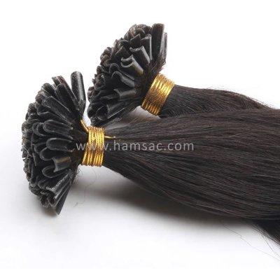 70 cm Doğal Mikro Kaynak Saç