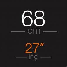 68 cm  AraTon Kaynak Saç