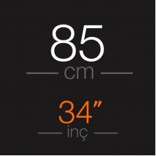 85 cm Doğal Mikro Kaynak Saç